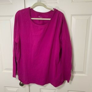 LANE BRYANT 18 / 20 LONG SLEEVE T